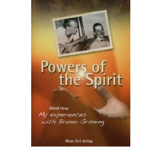 Alfred Hosp: Powers of the Spirit